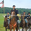 Union Cavalry coming from camp prior to Buford's Stand DSC_2273