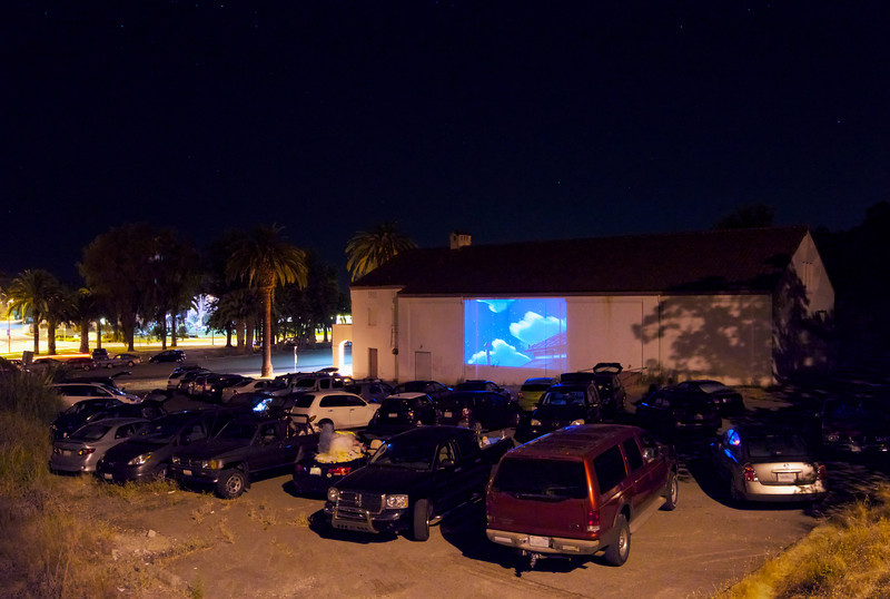 North Bay Mobile Drive-In presents Ghibli Animation Night featuring My Neighbor Totoro