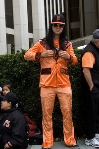 Giants Parade 2012