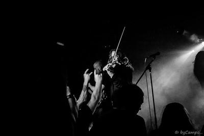 Ne Obliviscaris - The Basement - 15th December 2015