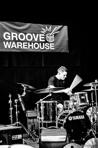 Troy Wright Clinic - The Groove Warehouse - 15th December 2015