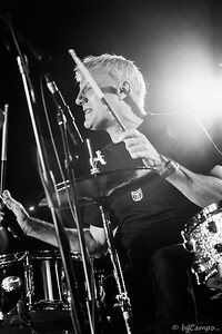 Gregg Bissonette @ The Basement (for Groove Warehouse)