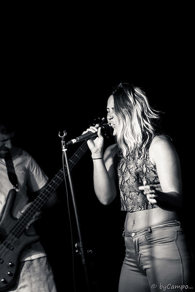 The Colours Are - Transit Bar - 25th February 2017