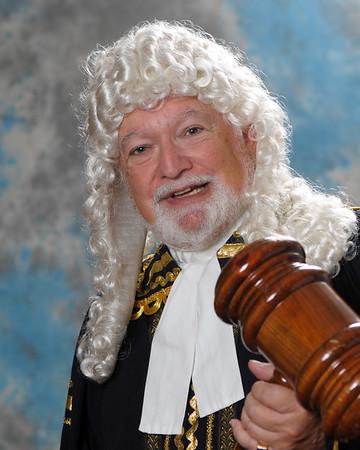 Gilbert & Sullivan Society headshots 2012