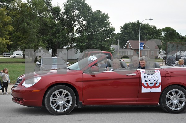 Grand Marshals Karen and Don Day