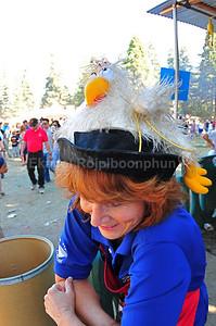 Nice hat!!
