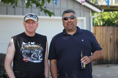 Steve & Hogan