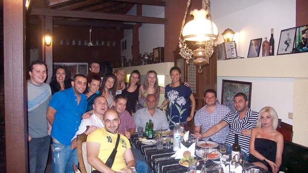 Ginka - 10 year reunion