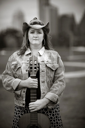 Girl Guitar Austin
