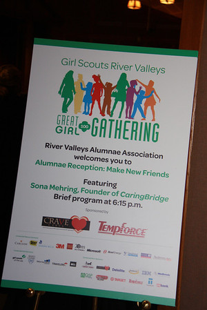 Girl Scouts 100th Anniversary Reunion Mar. 8th, 2012
