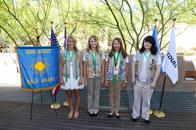 Girl Scouts Young Woman of Distinction Awards