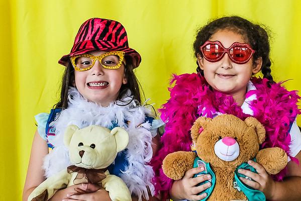 Girl Scout Teddy Bear Tea Party