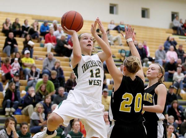 Girl's Basketball-TCCvsTCW, Jan. 18, 2013
