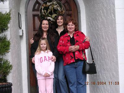Girls Get-away 2004