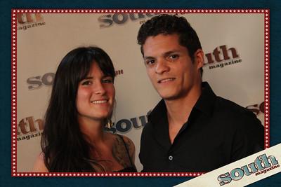Samantha Dibaudo and Joel Cabrera