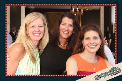 Gail Shanklin, Angela Agel, and Kathleen Efird