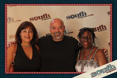 Tanya Milton, Sheila Kern and Charlie James