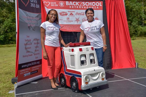 Give 365 Back To School Extravaganza