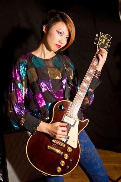 Model: Amy Comb