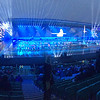 Opening Ceremony rehearsal