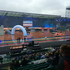 Opening Ceremony rehearsal pre-show