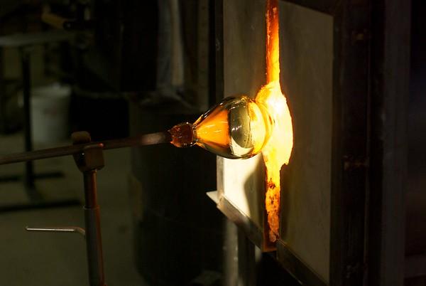 Glass Blowing by John  010