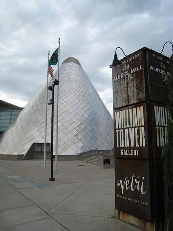 Glass Museum Test Shots