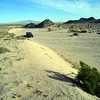 nothing beats the solitude and quietness of a desert camp