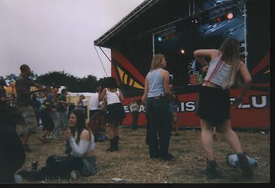 Glastonbury 2003