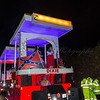 "Glastonbury, UK, 18th November 2017, Oasis Carnival Club float ""Dixie"" at the 2017 Glastonbury Carnival"