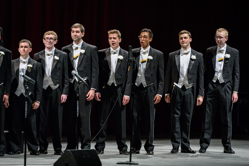 8/26/16 Purdue Varsity Glee Club First Nighter