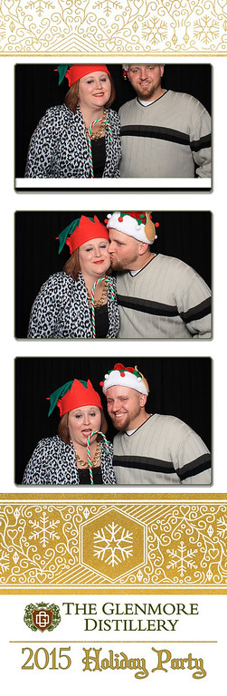 Glenmore Distillery - 2015 Holiday Party