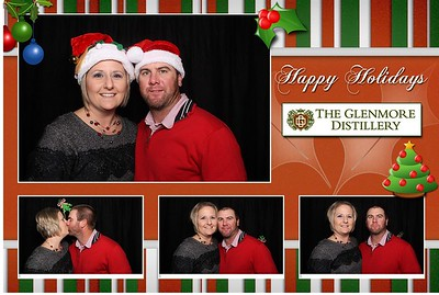 Glenmorte Distillery Holiday Party