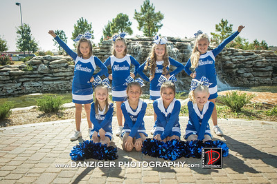 Glenpool 2nd Grade Cheer 2015