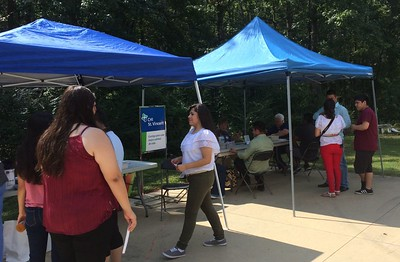 Glenwood Health Fair (Sept. 2016)