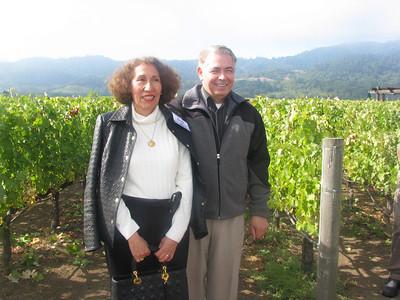 Dr. Zaida Cordero-MacIntyre and Dr. Rodriguez