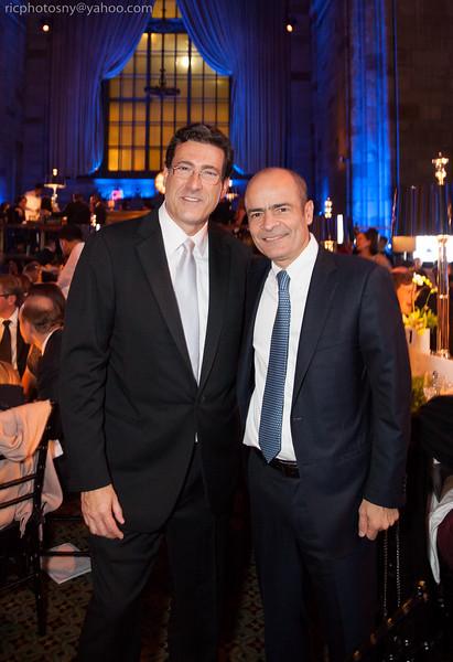 Robert Kobre & Carlos Brito