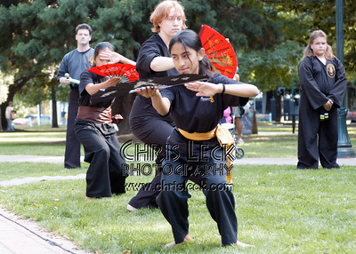 One With Heart Indonesian Martial Arts Demonstration