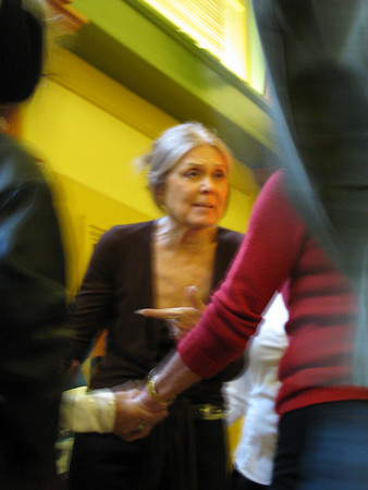 Gloria Steinem (Mar 09, The Center)