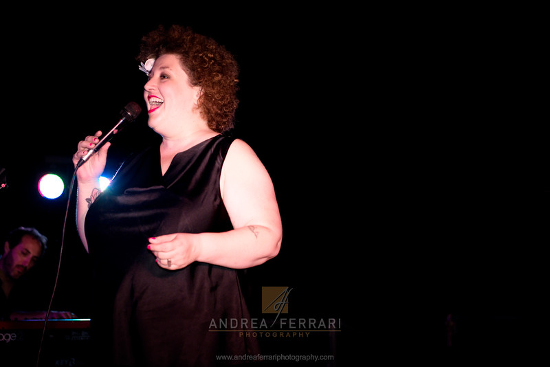Modena blues festival 2016 - Gloria Turrini Trio - (36)