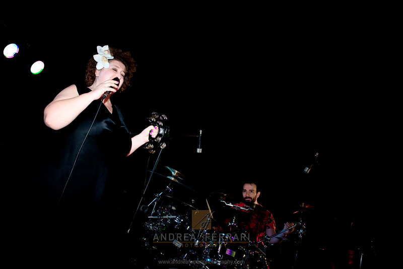 Modena blues festival 2016 - Gloria Turrini Trio - (55)