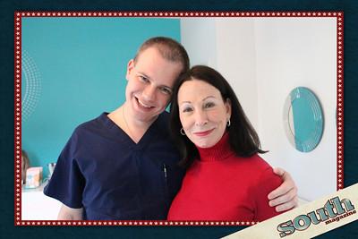 Dr. Carl Pearl & Barbara Victor