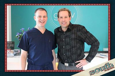 Dr. Carl Pearl & Sean Almstead