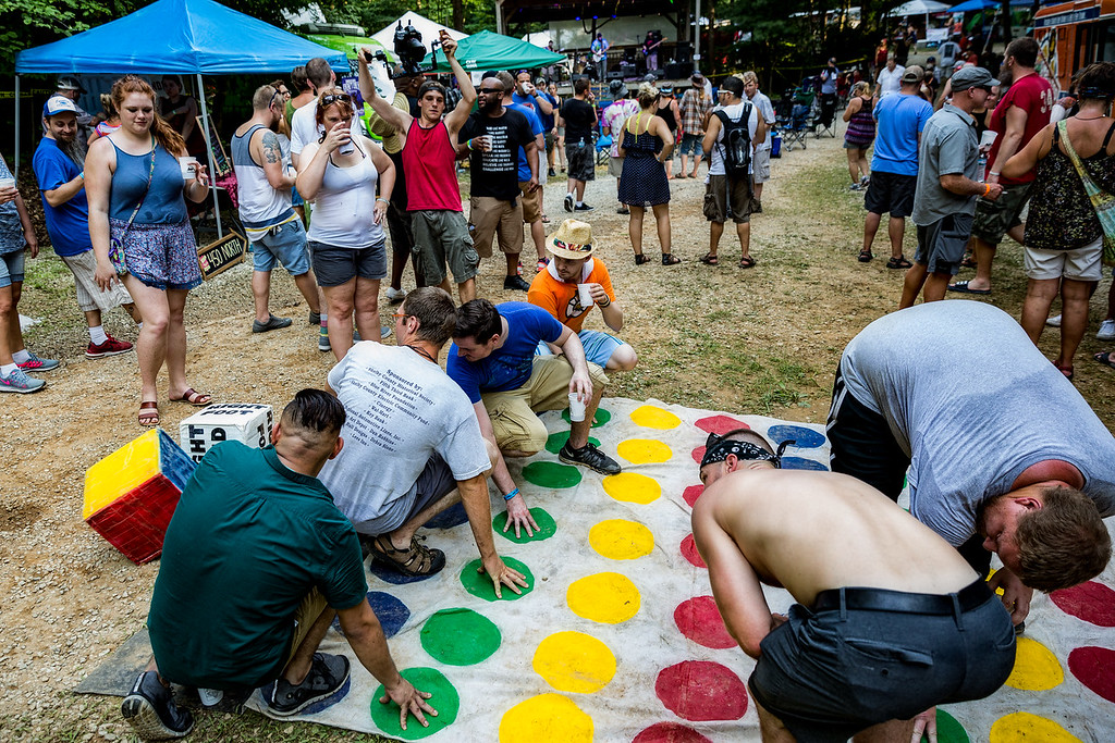 Gnawbrew Beer, Art and Music Festival July 23, 2016                                 📸Vasquez Photography