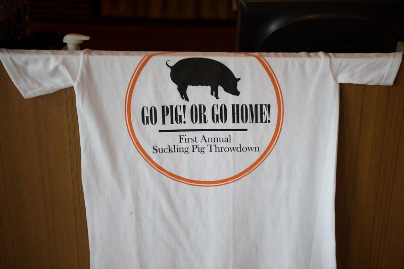 Go Pig Go Home