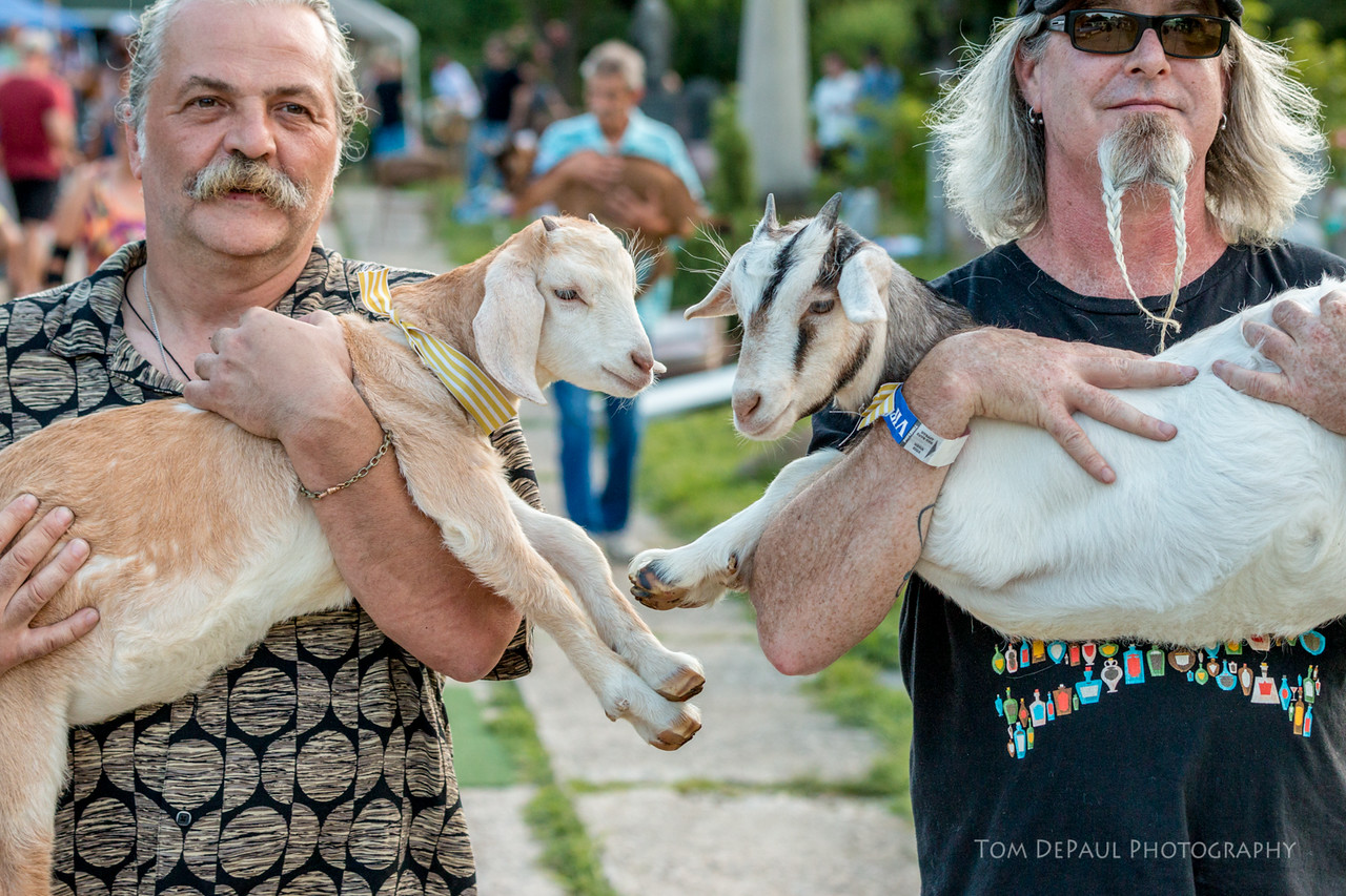 Goatstock 2015 - Historic Jersey City and Harsimus Cemetery