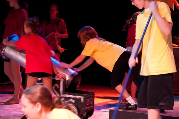 Godspell Jr. Warner Theater Summer Camp