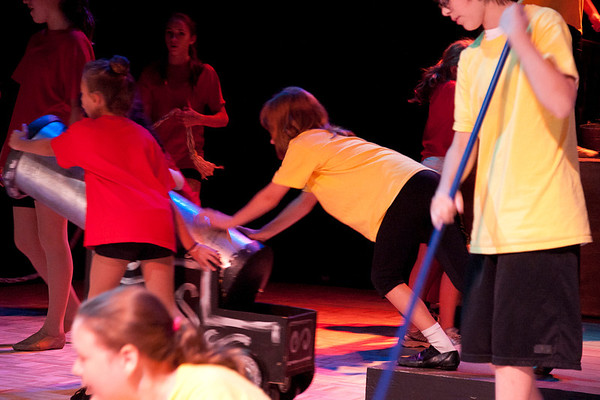 Godspell Jr. Warner Theater Summer Camp