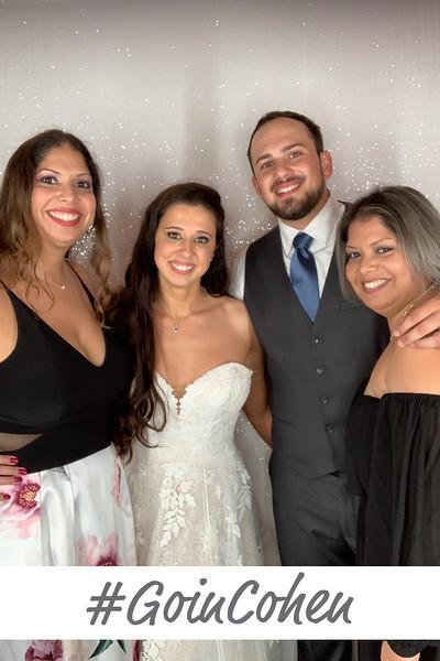 #GoingCohen Wedding