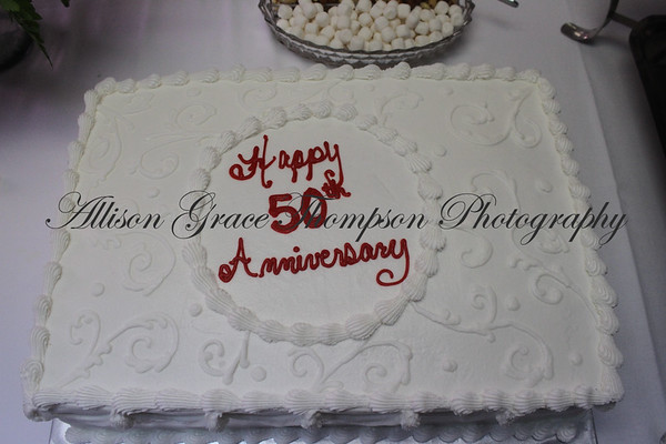 Golden Anniversary  -  July 2012